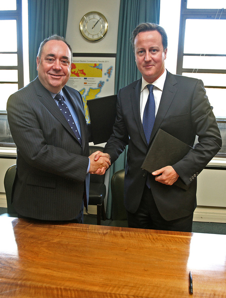 The history man: Exclusive interview with First Minister Alex Salmond   Holyrood Magazine   No Scotland   Scoop.it