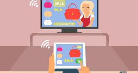 Être multitâche devant la télévision, du pain béni pour les publicitaires ? | L'Atelier : Accelerating Business | My Social TV | Scoop.it