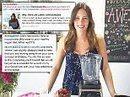 Vegan chef Deliciously Ella reveals she's  opening a deli | Vegetarian and Vegan | Scoop.it
