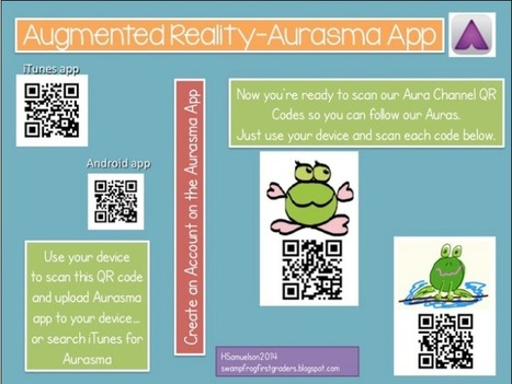 Good Ideas for Using Augmented Reality in Elementary School Math and Reading | AR-nology | Scoop.it