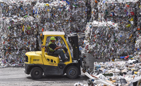 American recycling is stalling, and the big blue bin is one reason why | Upsetment | Scoop.it