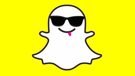 Les groupes Snapchat : pour s'envoyer des snaps entre amis ! - Blog du Modérateur | Formation multimedia | Scoop.it