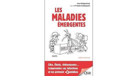 Livre France - Pr. Yazdan Yazpandanah, co-auteur du livre « Les maladies émergentes » | De Natura Rerum | Scoop.it