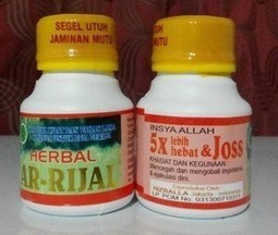 Herbal Ar-Rijal: Perkasa, Tahan Lama, 5x Lebih Kuat! Ecer/Grosir | NOE SHOP | Kolom Sehat - Tips Kesehatan Harian | Scoop.it
