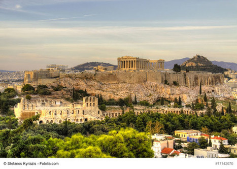 #Athens, #Greece: The City of #Gods And #Olympic_Games | travelling 2 Greece | Scoop.it