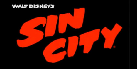 Sin City, di Walt Disney | DailyComics | Scoop.it