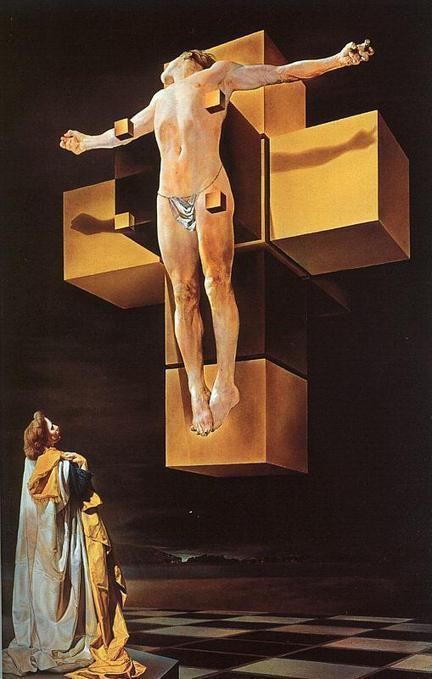 Dalí, el pintor de las matemáticas - Blogs UNIR   Matemáticas, educación y TIC   Scoop.it