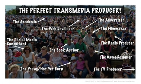 What makes the perfect Transmedia Producer?…   Televisión Social y transmedia   Scoop.it