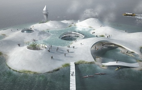 Urban Plunge: Swimming in the City | Digital Sustainability | Scoop.it