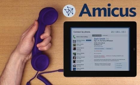 Amicus Uses The Social Graph To Improve Non-Profit Fundraising | Entrepreneuriat Social, Management & Créativité pour Entreprises sociales | Scoop.it