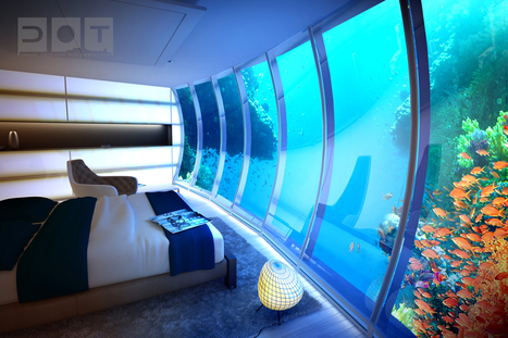 Underwater Hotel Project | Art, photography, design, tech, culture & fashion | Scoop.it