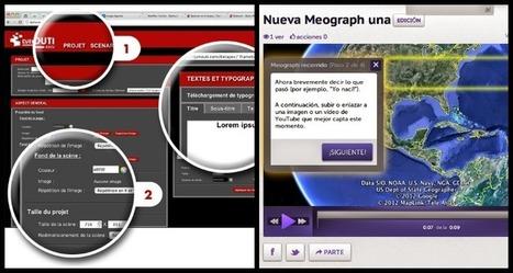 7 herramientas para crear especiales de narración multimedia | Congreso Virtual Mundial de e-Learning | Scoop.it