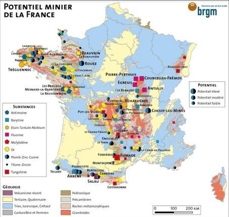 Une réforme du code minier pour enterrer le gaz de schiste | Planete DDurable | Scoop.it