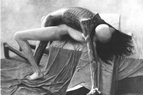 Puñaladas, hijo suicida y la obra lúgubre de Zdzislaw Beksinski | Cosas que interesan...a cualquier edad. | Scoop.it