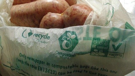 Surprise: Biodegradable plastic bags usually aren't | Recycling News Channel | OrganicStream.org | Scoop.it