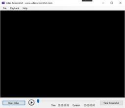Video Screenshot: un logiciel windows pour extraire les images de vos films – Le coutelas de Ticeman   le foyer de Ticeman   Scoop.it