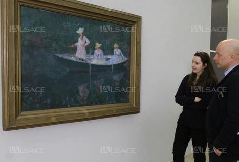 L'exposition Monet se prépare chez Beyeler (Bâle)   Curiosités planétaires   Scoop.it