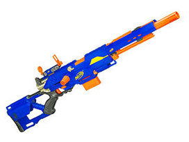 Best NERF Gun Ever Nerf N-Strike Elite HyperFire Blaster