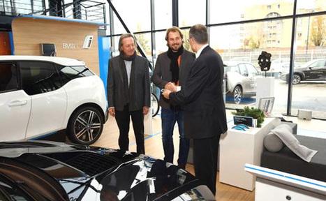 Le golfeur Victor Dubuisson roule en BMW i8 | actualité golf - golf des vigiers | Scoop.it