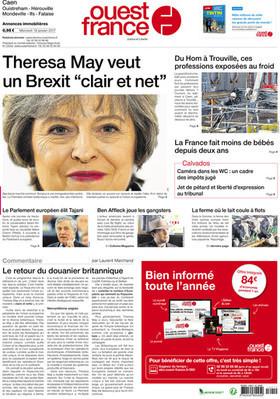 Ouest France: Des changements dans votre journal | DocPresseESJ | Scoop.it