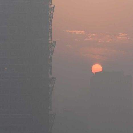 #China's air #pollution crisis shows no sign of ending #coal & #fossil fuels | Messenger for mother Earth | Scoop.it