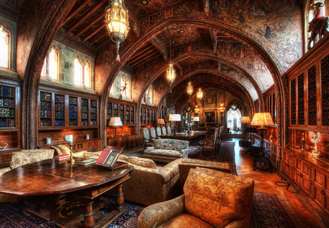 The 30 Best Places To Be If You Love Books | GIBSIccURATION | Scoop.it