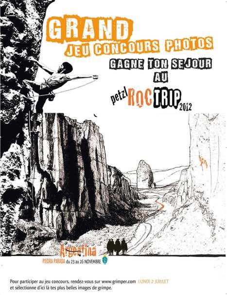 Gagne ton séjour en Argentine pour participer aux 10 ans du Petzl RocTrip - Grimper Magazine | montagne | Scoop.it