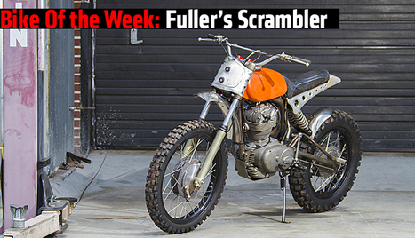 Bike of the Week: Fuller's Scrambler | Desmopro News | Scoop.it