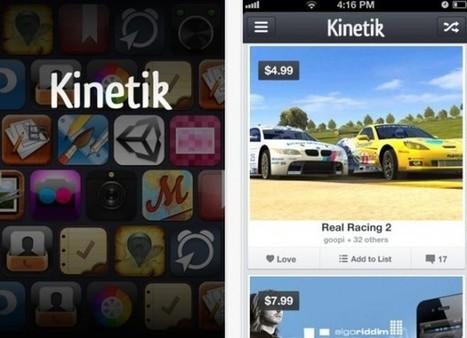 Kinetik, la app que te recomienda aplicaciones   apps educativas android   Scoop.it