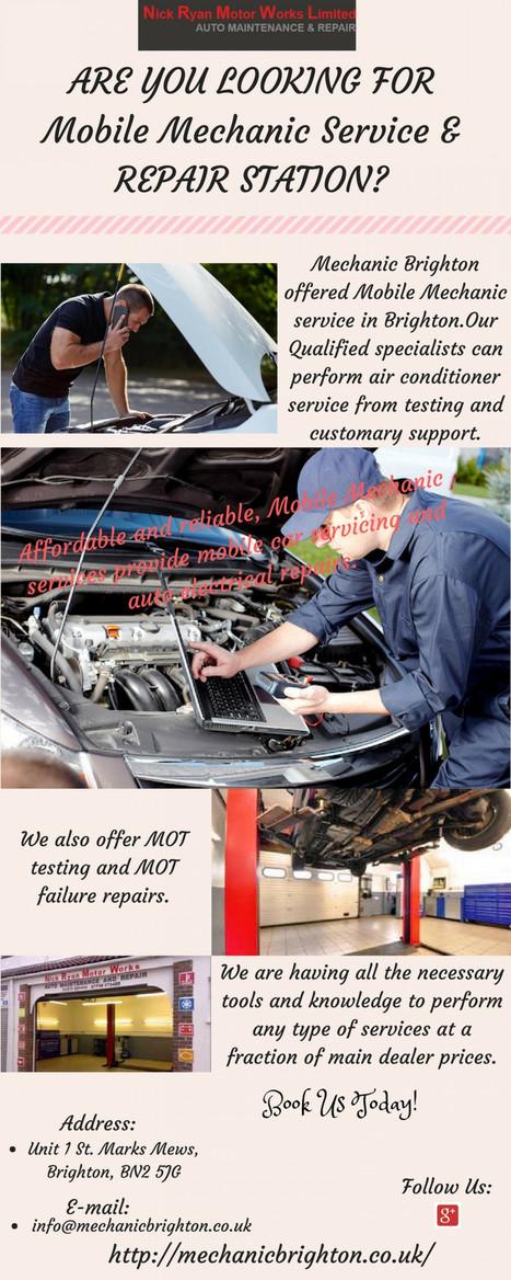 Nick Ryan Motor Works | Scoop it
