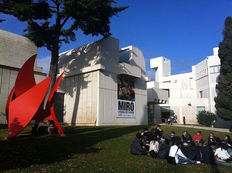 QRpedia use at Fundació Miró. Case Study | Museums & Wikipedia | Scoop.it