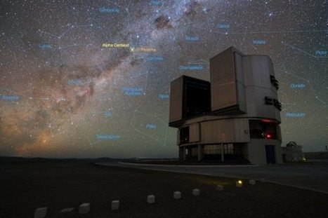 A Breakthrough in the Search for Alpha Centauri's Planets | SCIENCE NEWS | Scoop.it