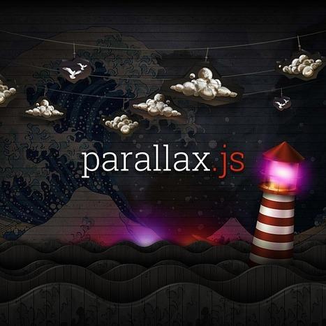 parallax.js   Cabinet de curiosités numériques   Scoop.it