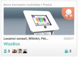 Wizzbox, première borne musicale et sensorielle au service de l'animation en institution   Caisse à outils   Scoop.it