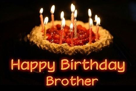 100 Happy Birthday Sms For Brother GIF Pictures Quotes