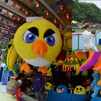Angry Birds Theme Park Opens Illegally In China | Transmedia: Storytelling for the Digital Age | Scoop.it
