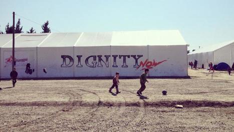 Idoméni : la frontière honteuse de l'Europe - RFI | ifre | Scoop.it