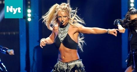 Onko seuraava näyte pornoleffan vuorosanat VAI Britney Spears:in.