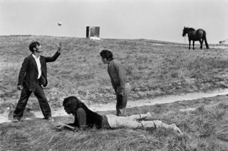 Josef Koudelka, la fabrique d'Exils — Centre Georges Pompidou — Exposition | L'actualité de l'argentique | Scoop.it