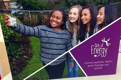 'Girls of Energy' Launched… U. S. Department of Energy's Office of Economic Impact and Diversity: Engage Diverse Populations in STEM Education & Inspire the Next Generation of Scientists   ASTRA   STEM Connections   Scoop.it
