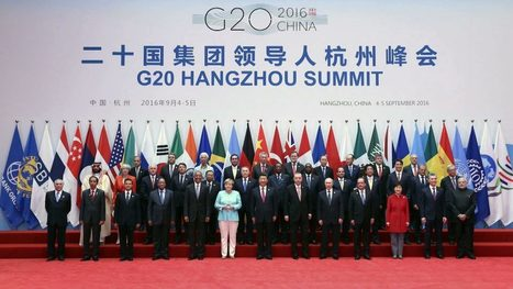 FACT SHEET: The 2016 G-20 Summit in Hangzhou, China | seo technology | Scoop.it