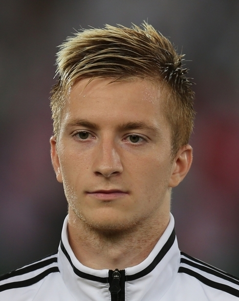 Stylish Attractive Marco Reus Hairstyles Inspiration | Fashion Gens