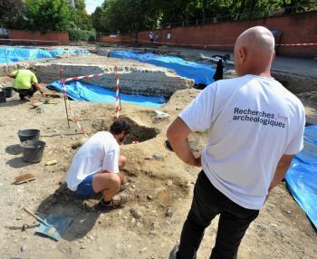 Sous le parking de l'Arsenal, des trésors antiques - La Dépêche | GenealoNet | Scoop.it