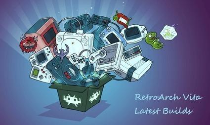 [Ps Vita] Retro Arch: L'émulateur PCSX disponible - News et actualités postées sur LS | [OH]-NEWS | Scoop.it