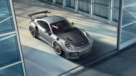 2018 Porsche 911 Gt2 Rs, Car, 4k Wallpaper, Hd