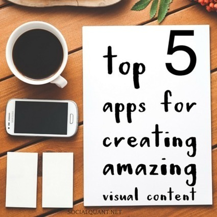 Top 5 Apps For Creating Images on Twitter - Social Quant - Twitter Growth Done Right | Social Marketing Revolution | Scoop.it