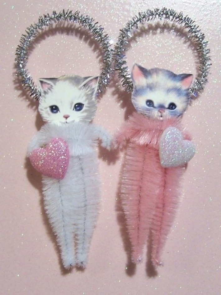 Vintage Kittens | Antiques & Vintage Collectibles | Scoop.it
