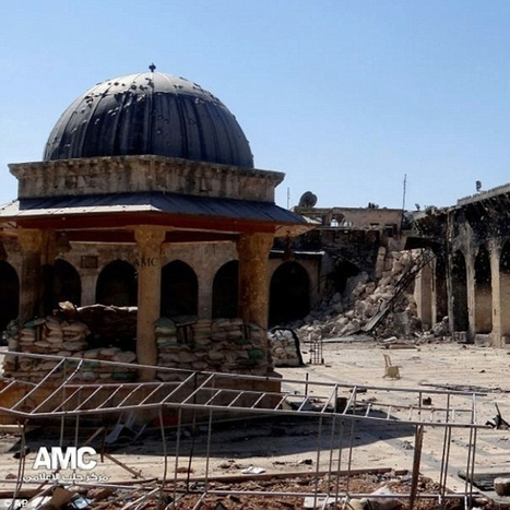 5 Historical Monuments Have Been Destroyed Forever During Syria's Civil War | Regional Geography | Scoop.it
