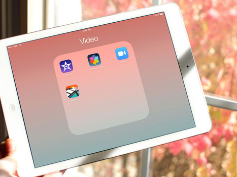 Best video editing apps for iPad: iMovie, Pinnacle Studio, Videon, and more! - imore | iPads in the Classroom | Scoop.it