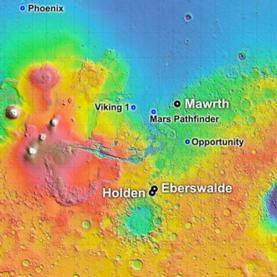 Mars Landing Site Chosen for Next Rover: Scientific American | Planets, Stars, rockets and Space | Scoop.it